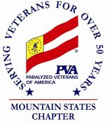 PARALYZED VETERANS OF AMERICA – Mountain States Chapter